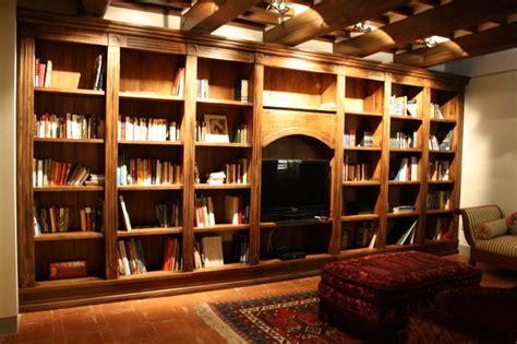 libreria nazionale arredamento artigianale toscano falegnameria santa luce