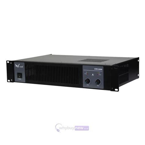 W Audio Xtr 1000 by W Audio Xtr 1000 Lifier
