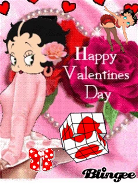 Happy Valentines Day Yumsugar To Die For by Gifs Betty Boop Con Corazones San Valent 237 N Frases