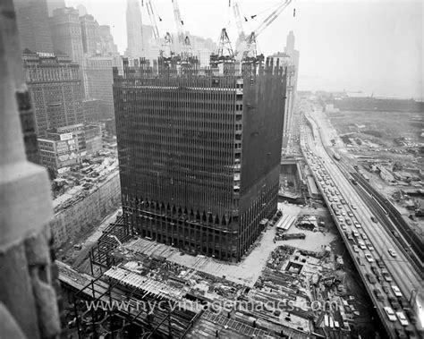 Wtc Bathtub by World Trade Center Construction Skyscrapercity
