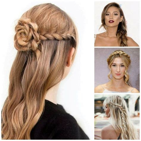 Hairstyle 2017 Easy by Easy Prom Hairstyles 2017 And Prom Hairstyles For