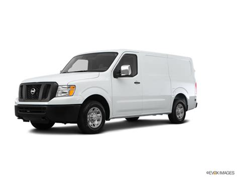 2016 Nissan Nv2500 by 2016 Nissan Nv2500 Hd Cargo Kelley Blue Book