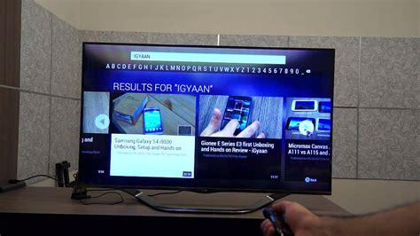 lg   la  smart led lcd tv review magic