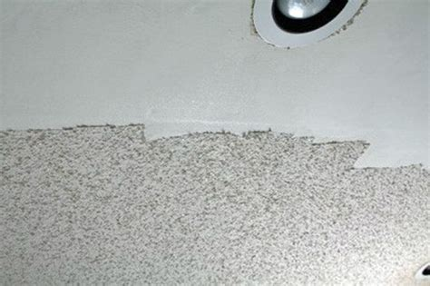 Clean Popcorn Ceiling by Lightkeepers Diy Warrior Remove A Popcorn Ceiling