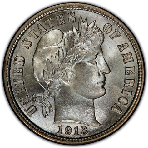 1913 barber dime values and prices past sales coinvalues com