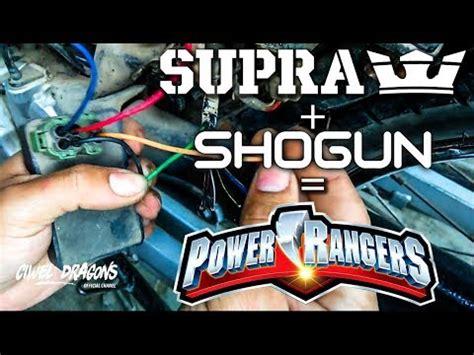 Soket Cdi Grand Supra Fit Honda Win Kw Bukan Original Socket 5 Kabel rahasia pasang cdi shogun ke supra biar ngacir