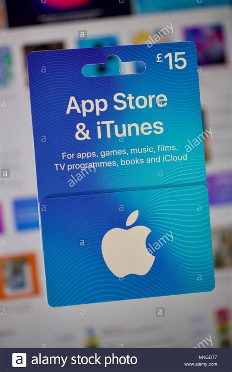Gift Card Stock Image itunes gift card stock photos itunes gift card stock