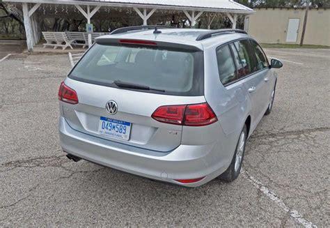 Vw Golf Sticker Lane Bradford by 2015 Volkswagen Golf Sportwagen Tdi Tsi Test Drive Review