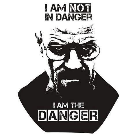 Tshirt Iam The Danget breaking bad heisenberg i am the danger t shirt