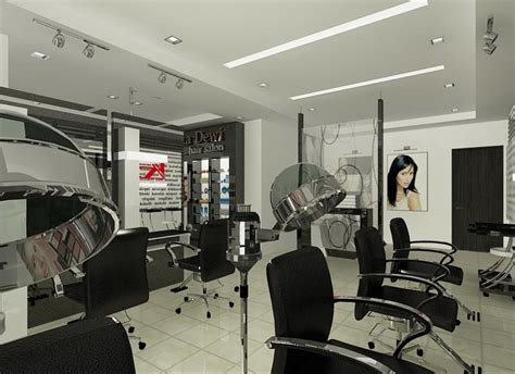 home based salon design indonesia salon s