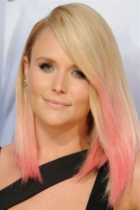 womens hair streaking trends la couleur de cheveux tendance 2016 60 photos