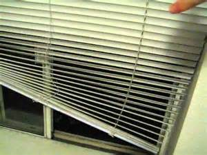 How To Pull Up Blinds How To Drop Blinds Properly Youtube
