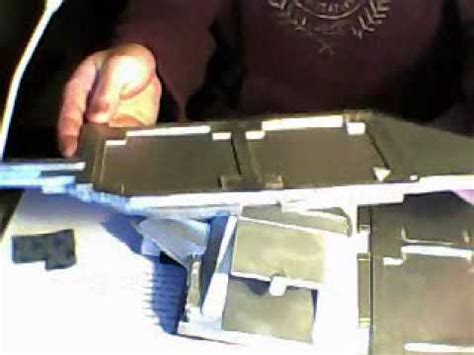 How To Make A Duel Disk Out Of Paper - yu gi oh custom blade duel disk version 2 0
