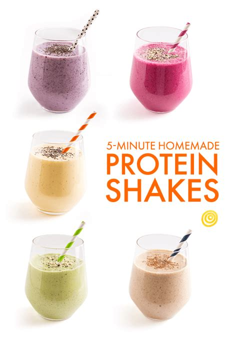 protein shakes for 5 minute protein shakes kitchn