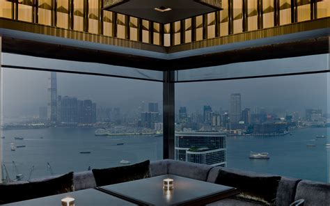 upper house hotel restaurants bars in hong kong the upper house