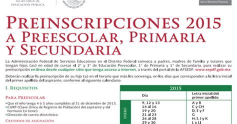 inscripciones primaria secundaria preescolar sep df inscripciones primaria secundaria preescolar sep df