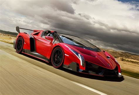 lamborghini veneno roadster for sale just 74 million