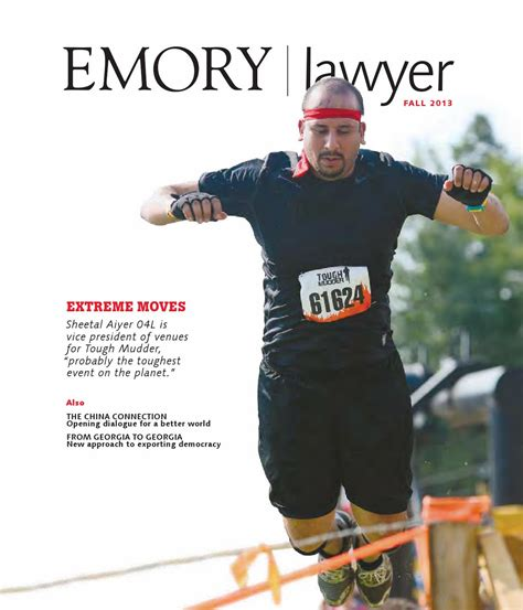 Emory Tutition Vs Tech Tuition Mba by Emory Lawyer Fall 2013 By Emory School Of