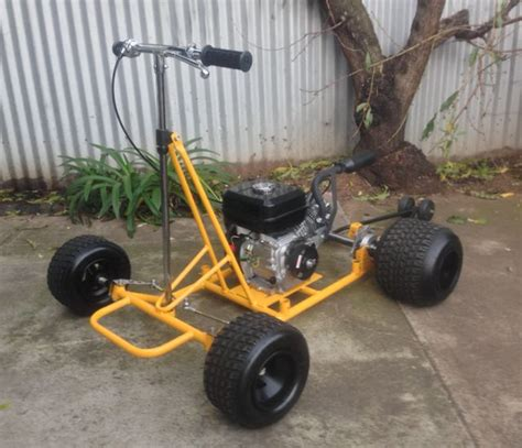 bar stool racer frame motorised barstool racer kits parts aussiespeed karts