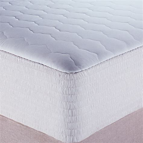 Size Pillow Top Mattress Pad by Beautyrest Hotel Luxury Pillow Top Mattress Pad Size Avi Depot Much More Value For Your Money