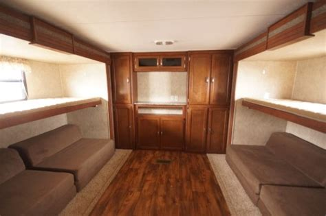 travel trailers with bunk beds travel trailer with bunk beds