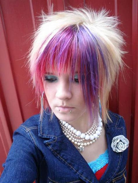 hairstyles for short emo hair top 5 unique short emo hairstyles ideas for girls