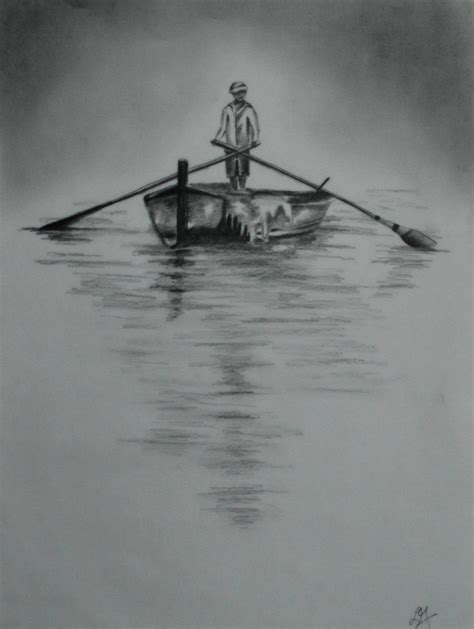 row the boat speech row boat drawing pinterest boats pencil drawings