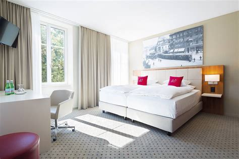 Central Springbed 2 In 1 100x200 Cm Sabrina family room hotel wartmann am bahnhof winterthur