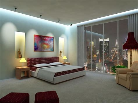 bedroom lighting design interior design bedrooms modern magazin