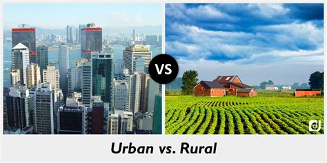 Living City Vs Suburbs Essay by Difference Between And Rural