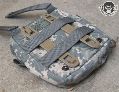 how to use molle pals connection styles