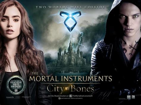 city of bones series 1 the mortal instruments to return as tv series with helix