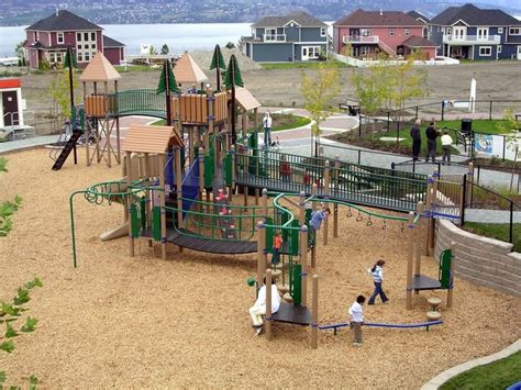 Landscape Structures Playground Pin By Habitat Systems On Park Playgrounds