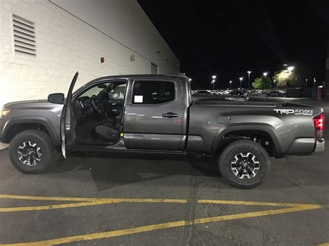 can i come back now 2017 4x4 off road long bed tacoma world