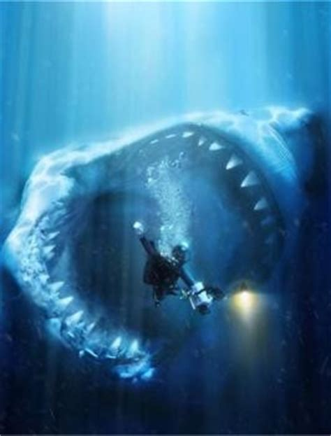 Aqua Bottom Putih badass of the week megalodon