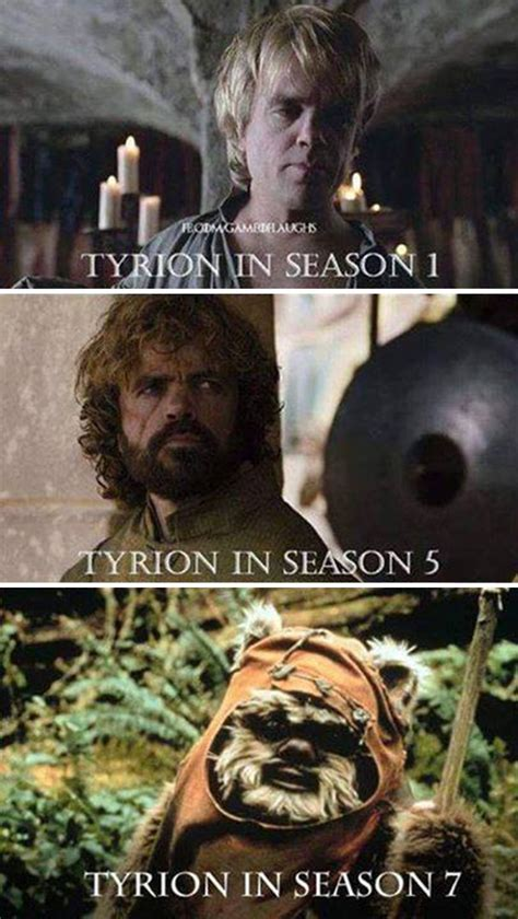 Funny Game Of Thrones Memes - tyrion will be a guest star in star wars 7 bored panda