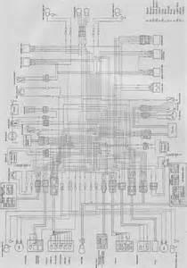yamaha virago wiring virago free printable wiring diagrams