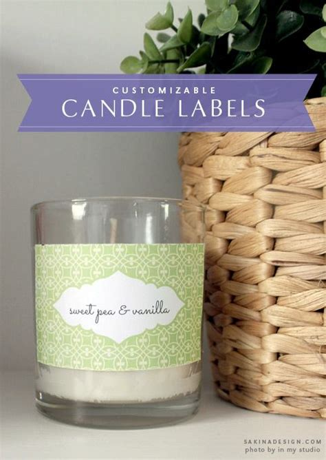 1000 Ideas About Candle Labels 1000 Ideas About Candle Labels On Candle