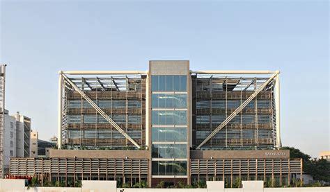 volvo eicher headquarter gurgaon  romi khosla architect  delhidelhi india