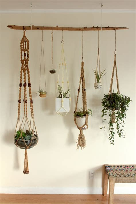 hanging plant diy 25 best ideas about diy hanging planter on pinterest hanging plants plant hanger and macrame