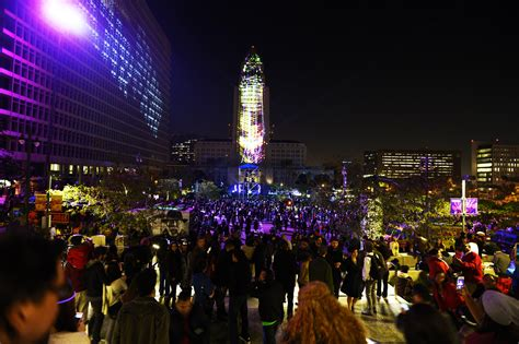 places celebrate years los angeles