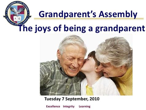 Being Grand Parents by Happy Grandparents Day