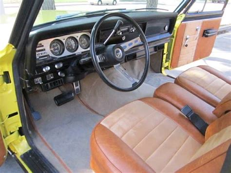 jeep chief interior awesome 1977 jeep chief 4x4 auto restorationice
