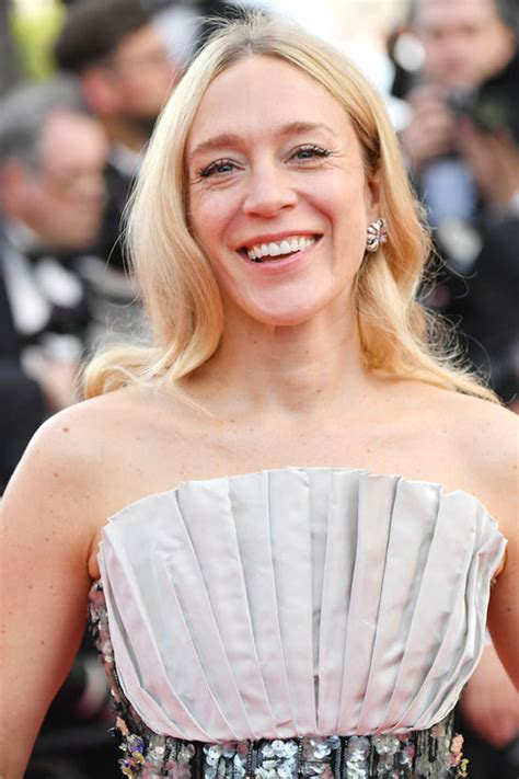Sevigny Looking As Usual In Cannes by Cannes 2018 Style File Chlo 235 Sevigny Stays Chic In