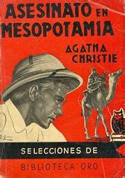 gratis libro e murder in mesopotamia poirot para leer ahora agatha christie asesinato en mesopotamia area libros