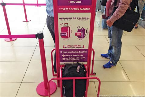wizz cabin baggage wizz air baggage rules
