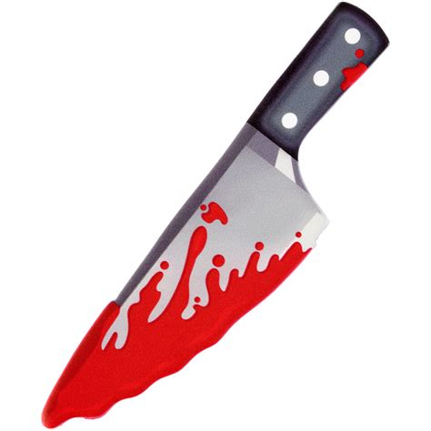 Blue Kitchen Ideas by Large Bloody Knife Icing Decoration 710 7144 Country
