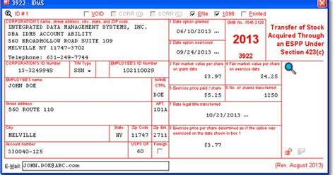purchase under section 12 account abilitys 3922 user interface transfer of stock