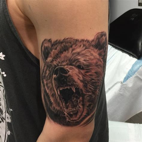 bear tattoo designs for men 31 designs ideas design trends