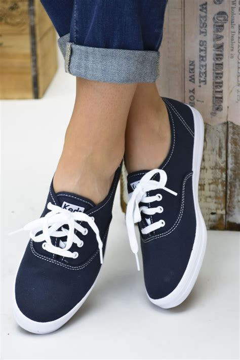 tops shoes and bags on pinterest 1173 pins chion navy canvas keds vi clothes pinterest
